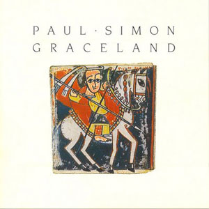 Paul Simon - 'Graceland'