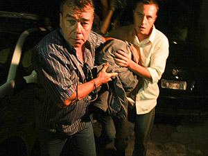 Menor deixou a Delegacia de Homicídios após prestar depoimento por mais de sete horas