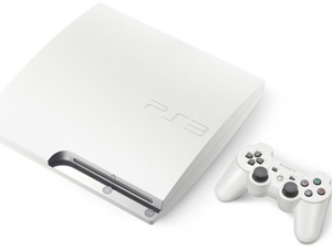 PlayStation 3 Slim branco