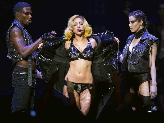 Lady Gaga fica nostálgica ao voltar à sua Nova York natal