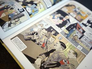 'Diário de Anne Frank' vai ter versão em quadrinhos