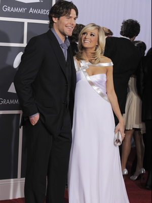 Carrie Underwood e Mike Fisher