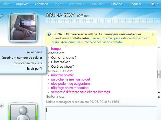 Dona de casa stripper - msn