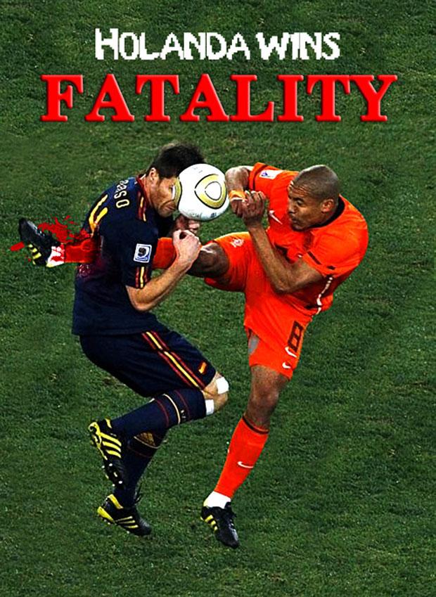 O game de luta 'Mortal kombat' foi lembrado em meme sobre o chute.