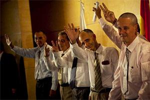 Dissidentes cubanos