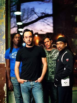 A Dave Matthews Band, que se apresenta no Rio em outubro
