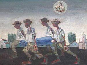 Quadro de Portinari estava no Museu de Arte Contemporânea de Pernambuco