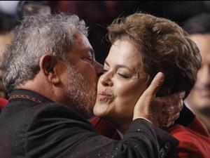 Comício Dilma