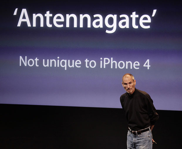iPhone - Antennagate