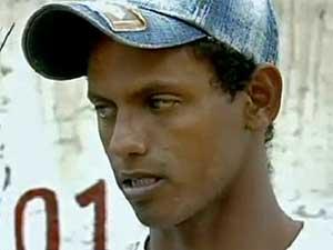 Rodrigo Fernandes, irmão do goleiro Bruno.