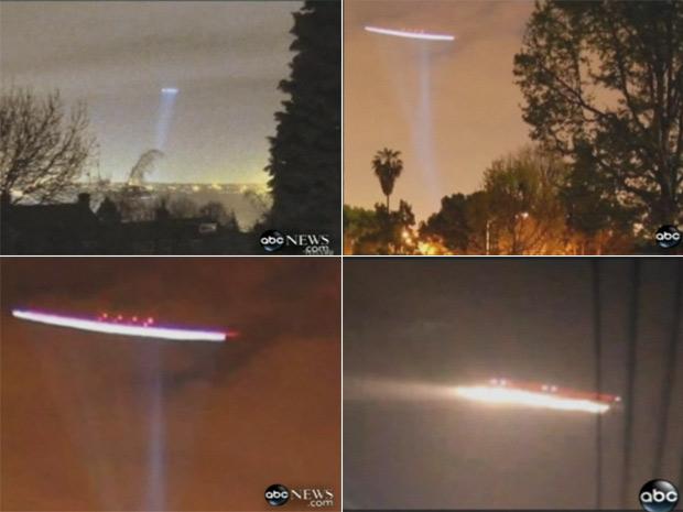 Objeto voador intrigou chineses no começo de julho