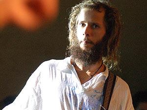 Pedro, antes de ser preso, com 'dreadlocks' no cabelo.