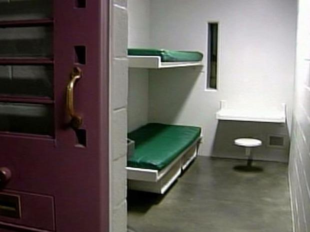 Cela em que Lindsay Lohan cumprirá pena de 90 dias no Centro de Detenção de Lynwood, na Califórnia.