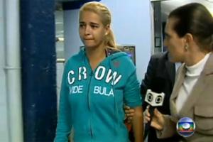 Fernanda Gomes de Castro teria relacionamento com o goleiro Bruno