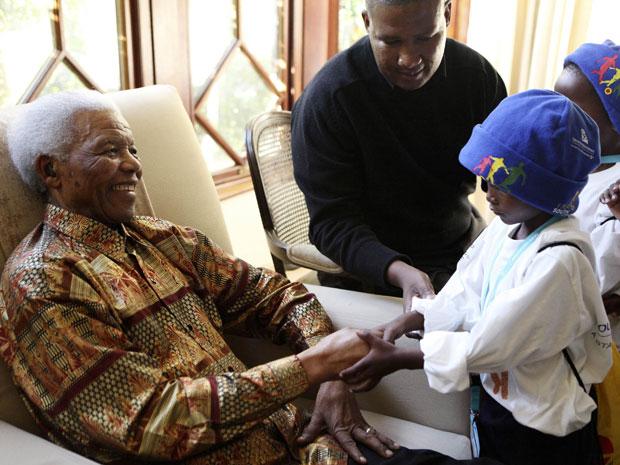 Aniversario Nelson Mandela