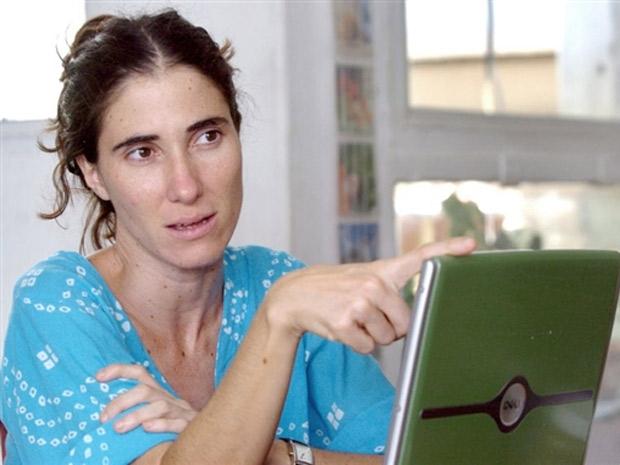 Yoani Sanchéz