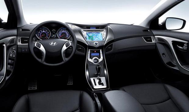 Auto Esporte Hyundai Divulga Imagem Interna Do Novo Sed 227