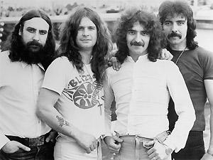 A banda de heavy metal Black Sabbath (Foto: Divulgação)