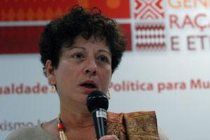 Ministra Nilceia Freire