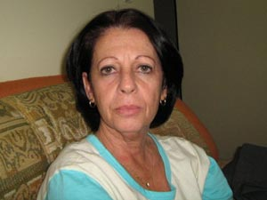 Rosemary Morais, 55 anos, suposta filha do vice-presidente José Alencar