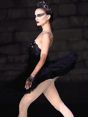A atriz Natalie Portman, em cena de 'Black swan'