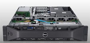 Vírus em placas-mãe não podem ser removidos com a formatação do disco rígido. Na foto, um PowerEdge R510.