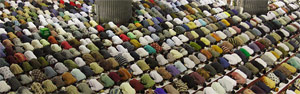 Decreto indonésio fez muçulmanos rezarem virados para lado errado (Reuters)