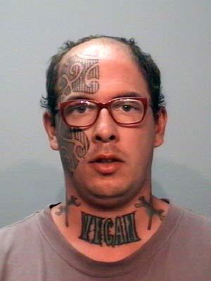 Walter Bond foi preso.