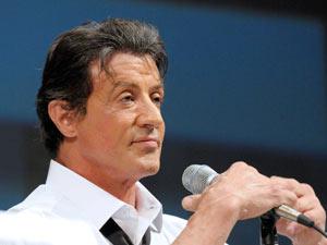 Stallone participou da Comic Con