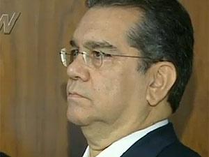 O vice-presidente do PSDB, Eduardo Jorge, em audiência pública em julho