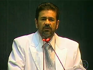 Ex-deputado Wallace Souza