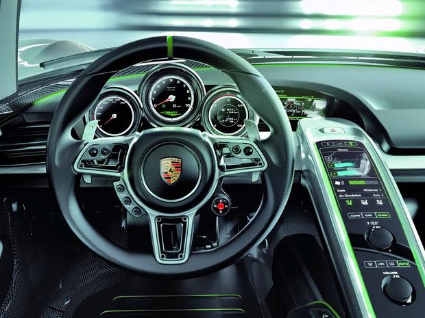918 Spyder plug-in híbrido
