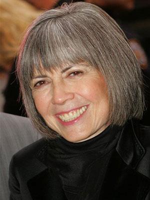 A escritora de 'Entrevista com o vampiro' Anne Rice.