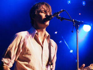 Stephen Malkmus, vocalista do Pavement.