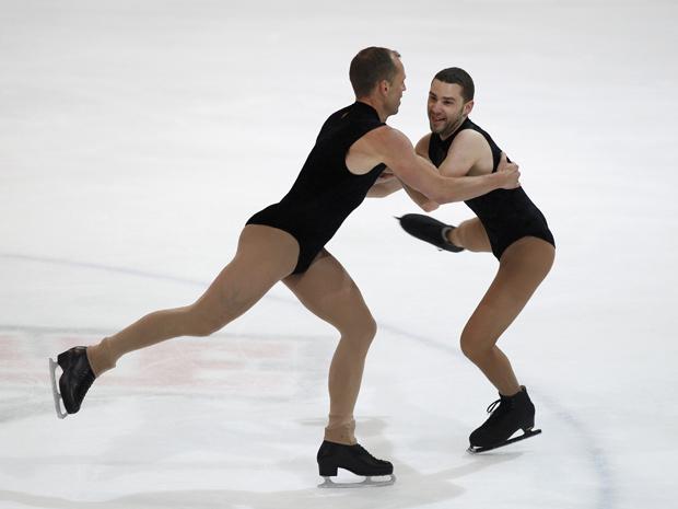 В Германии стартовали Олимпийские игры для геев и.