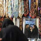 gravatas em loja do irã