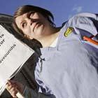 Enfermeira britânica em 2006