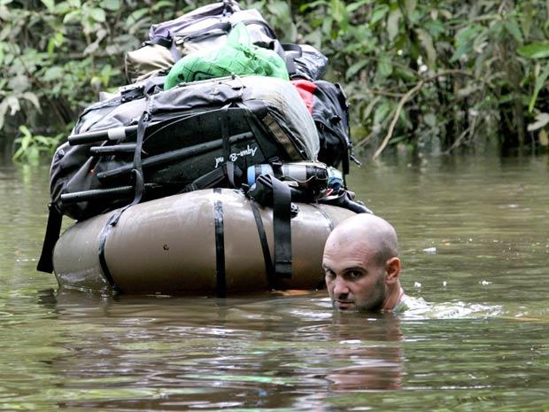 A viagem tem como objetivo chamar a atenção da comunidade internacional para a Amazônia