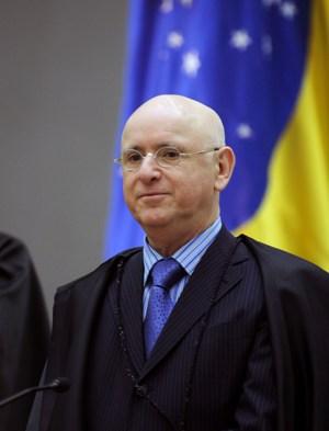 Ministro Ari Pargendler: o novo presidente do STJ