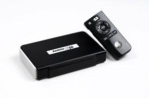 Set-top-box do Assiste Já permite ver os filmes por streaming na TV.