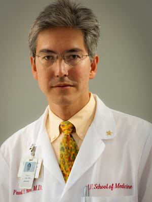O médico Paul Kwo, coordenador do estudo sobre o boceprevir.