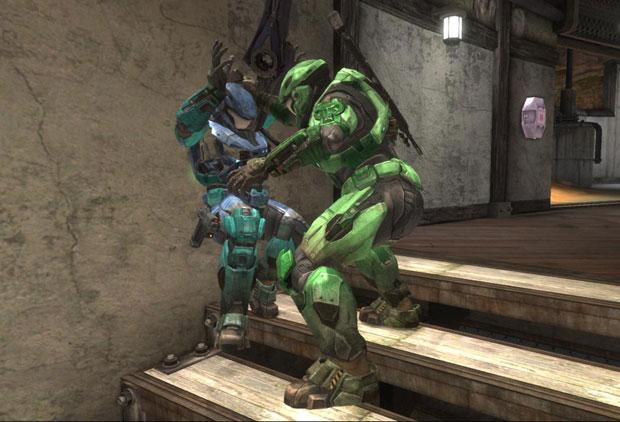 """Imagem de 'Halo: reach"""", que chegará totalmente em português no Brasil."""