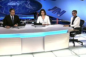 Veja e leia a íntegra da entrevista de Marina ao Jornal Nacional (TV Globo)