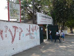 Escola onde ocorreu a briga em Sorocaba
