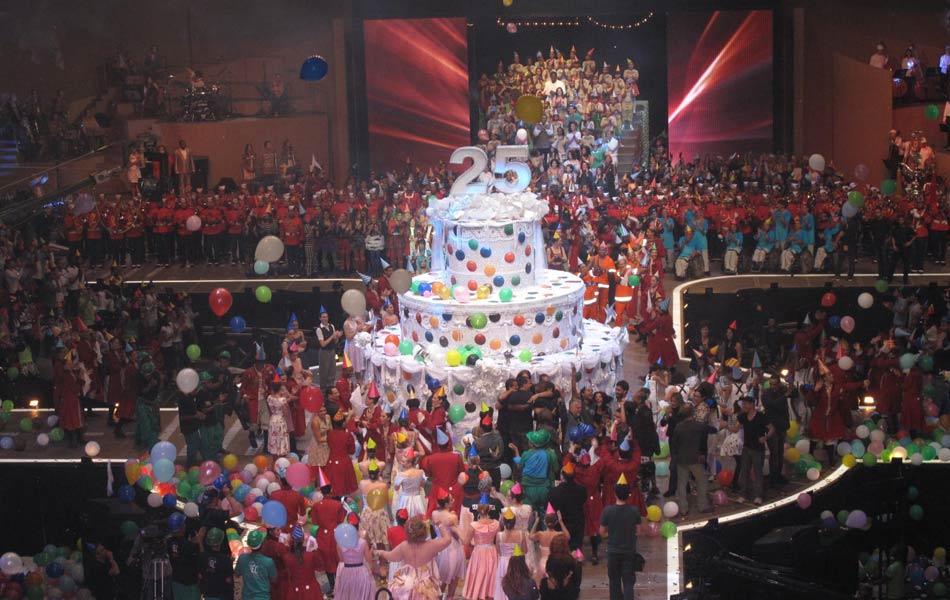 Criança Esperança completou 25 anos e arrecadou R$ 8 milhões em show