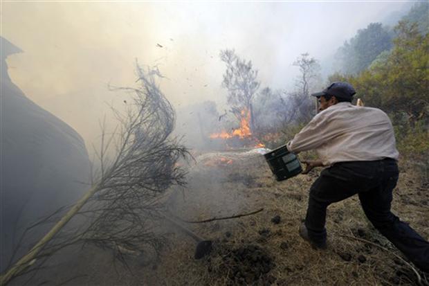 Situação em Portugal melhora, mas país ainda tem 23 focos de incêndio