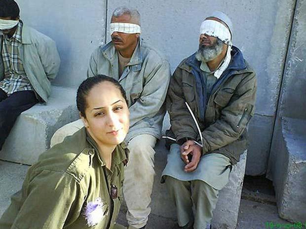Ex-soldado israelense é criticada por fotos no Facebook