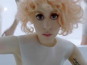 Gaga Olhos