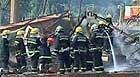 Explosão mata  19 e fere mais  de 150 na China (Reprodução / Globo News)