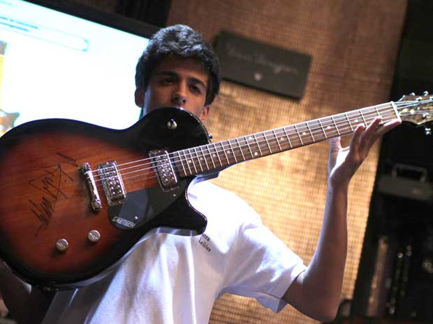 Guitarra Mick Jagger